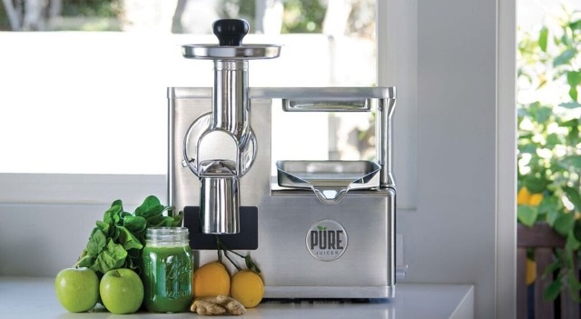 pure juicer nuovo marchio
