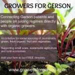 Growers for Gerson - Coltivatori per Gerson